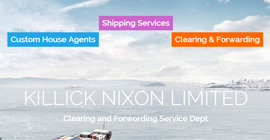 killick Nixon Limited at Nariman Point